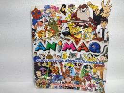 Livro Animaq Almanaque Dos Desenhos Animados Paulo Gustavo
