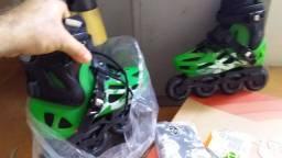 Patins profissional da marca americana Rollerblade N 37 NOVO