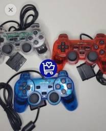 Controle PS2 - Faço entrega