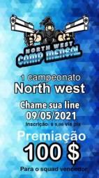 Campeonato de free fire !