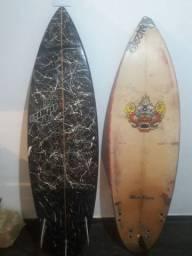 Duas pranchas de surf!!!!