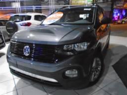 Título do anúncio: Volkswagen t-cross 2021 1.4 250 tsi total flex highline automÁtico