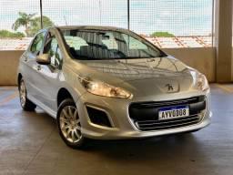 Peugeot 308 1.6 Active Flex Manual - Aceita Troca