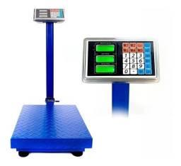 Balança 300kg plataforma 50x40 digital