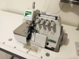 Máquinas de costura industriais em perfeitas condições