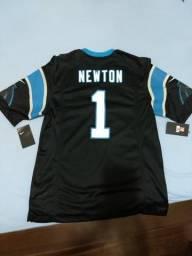 d03124faa Camisa Futebol Americano Nike Carolina Panthers Masculina