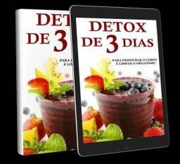 Sucos detox em 3 dias, Emagreça rapido e saudavel!!!!