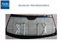 Conjunto do vidro do para-brisas azera 5