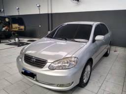 Corolla xli 2007 c/ gnv - 2007