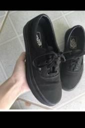 Tênis vans preto original