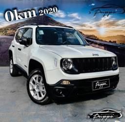 Jeep Renegade 2020 - 0km! - R$16mil/entrada - 2020
