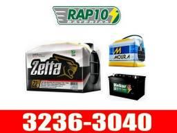 Zetta condições imperdíveis de baterias