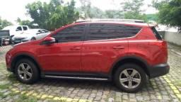 Vendo RAV4 Vermelha - raridade - 2015