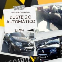 Duste 2.0 Automático 13/14 Não Consultamos Score - 2014