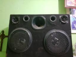 Vendo caixa de som em ótimo estado tocando tudo