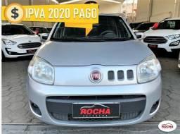 Fiat Uno Vivace Celebration - Ipva 2020 Pago - Top! Garantia de 1 ano* - Leia o Anuncio! - 2014