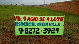 Lote no loteamento Green Ville