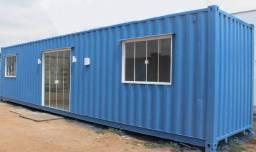 Casa Container 30m² Excelente acabamento