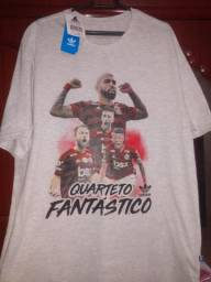 Camisa Comemorativa Flamengo Adidas