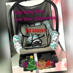 Bebes Conforto Tutti Baby Com Base Automotiva