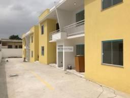 Lindo apartamento 2 qts, quintal e garagem ? Laranjal SG