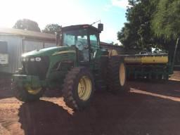 Trator John Deere 7815 plantadeira 2117