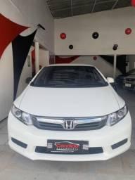 Honda civic Lxs 14/14 mecânico - 2014