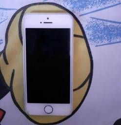 IPhone 5s 16 GB com biometria, APENAS TROCA