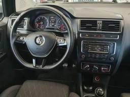 Volkswagen CrossFox 1.6 T. Flex 16V Prata - 2015