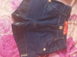 Shortes jeans