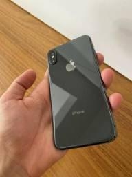 IPhone X-256GB , Anatel , estado de novo , zero sem marcas