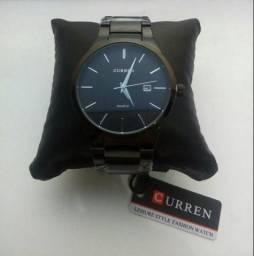 0d6c39d8f24 Relógio Curren Unissex - Novo original com garantia