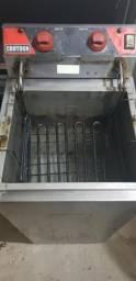Fritadeiras água e óleo