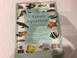 Manual sobre Aquarismo em Inglês super completo agua doce e salgada