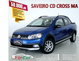 VOLKSWAGEN SAVEIRO 2017/2017 1.6 CROSS CD 16V FLEX 2P MANUAL
