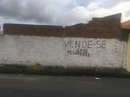 Terreno 6x15 Todo Murado No Santos Dumont