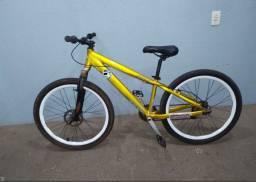 Vendo Bicicleta Gios Dourada