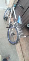 Bicicleta  toda no alumínio troco por outra de meu interesse