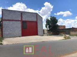 Galpão/depósito/armazém para alugar em Setor tocantins, Aparecida de goiânia cod:287