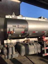 Tanque para transporte de combustível