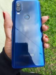 Moto one vision Apenas troca por do mesmo nível Samsung