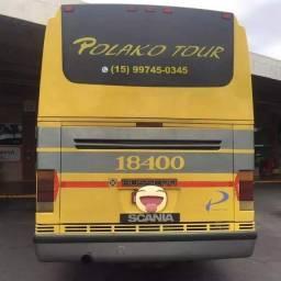 Ônibus busscar Scania