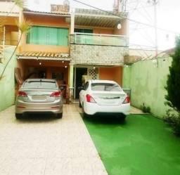 CA1845 Alugo casa no bairro José de Alencar, casa duplex com 4 quartos, 3 vagas, piscina