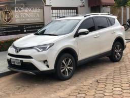 Toyota RAV4 4X2 2017/2018 - Branca - 2018