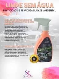 Clean ( Lavagem á seco )
