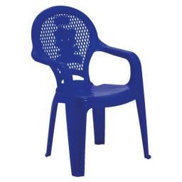 Título do anúncio: Cadeira Plást Mono c/ Braços Infantil Catty R$28,90 > Casa Nur - O Outlet do Acabamento