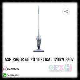 Aspirador de pó vertical - black Decker