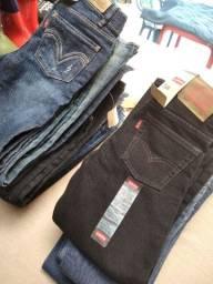 Calça jeans infantil - queima estoque