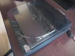 Kit Toca Discos Sony PSLX21C com Duas Tampas Compatíveis com Sony Gradiente