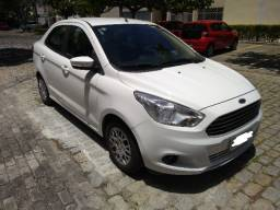 Ford Ka Sedan Gás G5 1.5 2016 Impecavel Completo